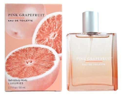 Bath & Body Works Luxuries Pink Grapefruit Eau de Toilette 1.7 oz