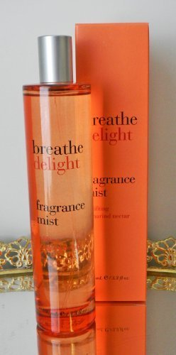 Bath & Body Works - Breathe Delight Fragrance Mist - 3.3 Oz Perfume New in Box