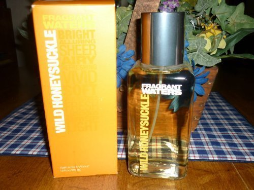 Bath & Body Works Fragrant Waters Wild Honeysuckle Perfume Spray Splash
