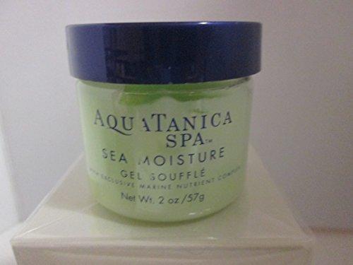Bath & Body Works Aquatanica Sea Moisture Gel Souffle with Exclusive Marine Nutr