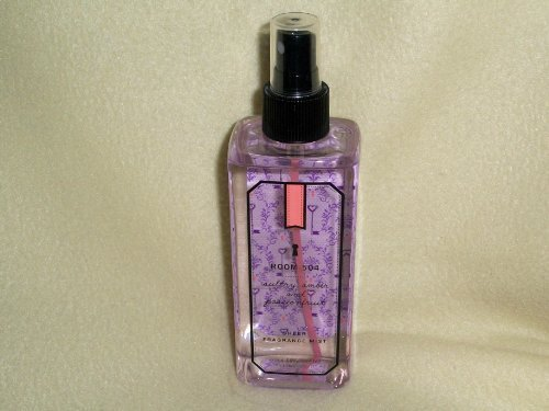Victoria's Secret Room 504 Sultry Amber and Passionfruit Sheer Fragrance Mist