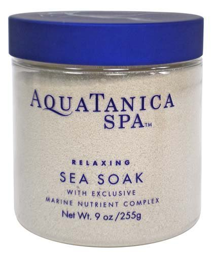 Bath & Body Works Aquatanica Relaxing Sea Soak with Exclusive Marine Nutrient Co