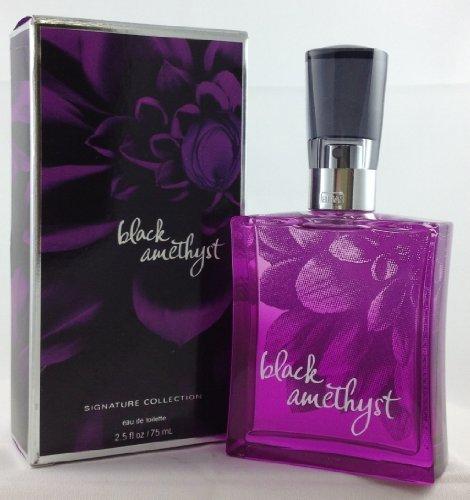 Bath and Body Works Black Amethyst EDT 2.5 Fl Oz Signature Collection Eau De Toi