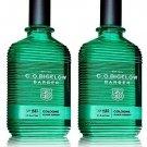 Lot of 2 C.o. Bigelow Elixir Green 1582 Cologne Spray 2.5 Oz