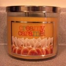 Bath & Body Works Slatkin Co. 14.5 Oz. Scented Candle Creamy Caramel