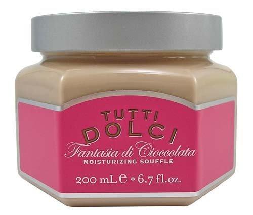 Bath & Body Works Tutti Dolci Fantasia di Ciocolatta Moisturizing Souffle 6.7 fl