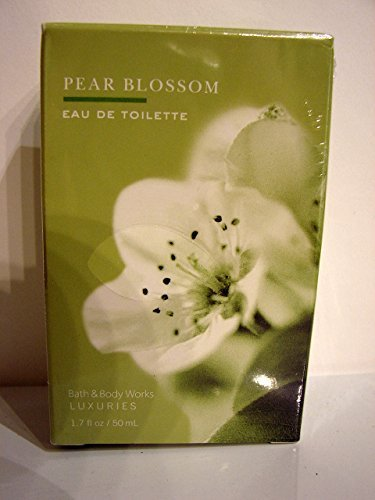 Bath & Body Works Luxuries Pear Blossom Eau De Toilette 1.7 fl oz/ 50 ml