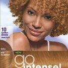 Dark & Lovely Go Intense - #10 Hair Color - Golden Blonde Kit (Pack of 6)