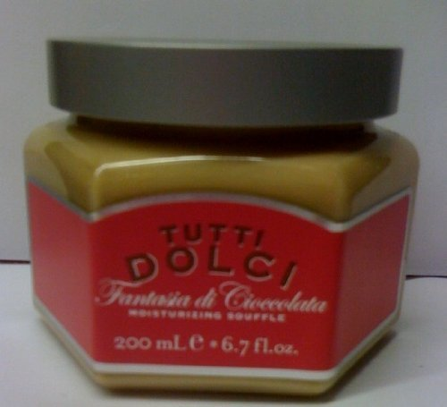 Bath & Body Works Tutti Dolci Fantasia Di Cioccolata Body Souffle 6.7