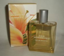 Bath and Body Works Luxuries WILD HONEYSUCKLE Eau De Toilette 1.7 FL OZ
