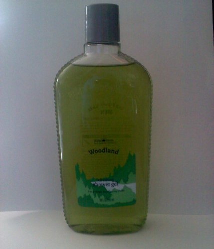 Bath & Body Works Men Woodland Refreshing Shower Gel 10 Fl Oz