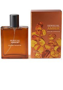 Bath and Body Works Luxuries SENSUAL AMBER Eau De Toilette Perfume 1.7 FL OZ