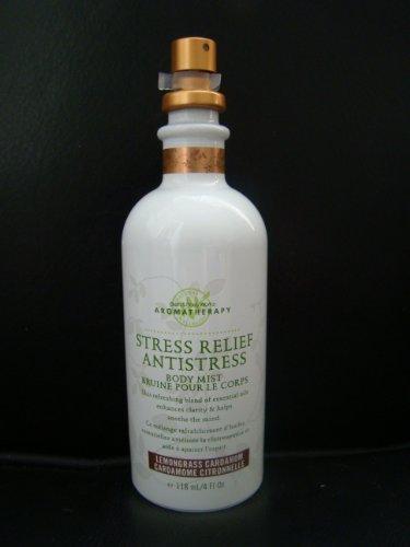 Bath & Body Works Aromatherapy Stress Relief/Anti-StressLemongrass Cardamom Body