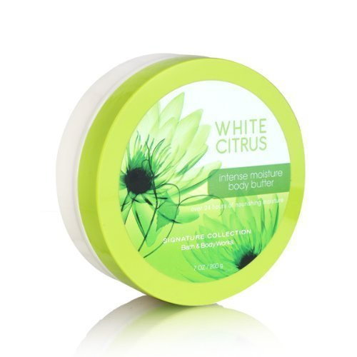Bath & Body Works White Citrus 7.0 oz Intense Moisture Body Butter
