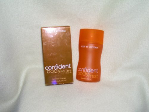 Victoria's Secrets Body Victoria Confident Body Mist Mandarin Orange
