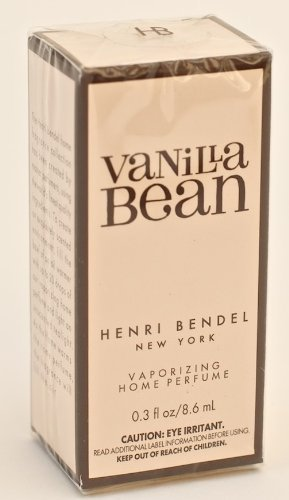 Henri Bendel Vanilla Bean Vaporizing Home Perfume Oil 0.3 Oz