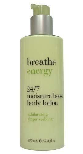 Bath & Body Works Breathe Energy 24/7 Moisture Boost Body Lotion - Exhilarating