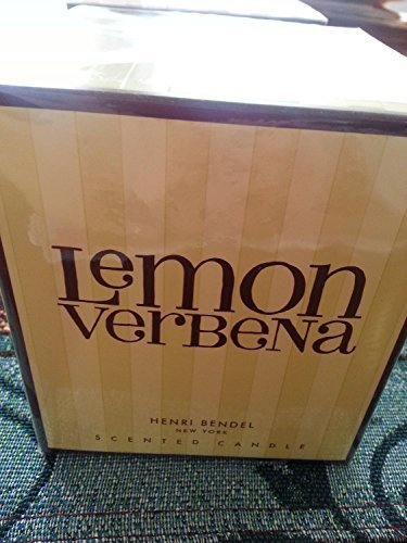 Henri Bendel Lemon Verbena Scented Jar Candle 9.4 Ounce from Bath and Body Works