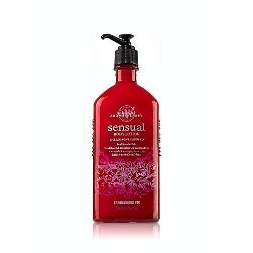 Bath & Body Works Aromatherapy Sensual Sandalwood Fig Body Lotion 6.5 oz