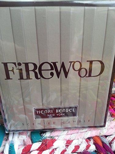 Bath & Body Works Henri Bendel New York Firewood Scented Candle 10oz