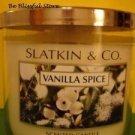 Bath and Body Works Slatkin & Co Vanilla Spice Candle 14.5oz