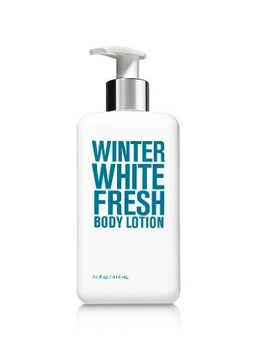 Bath & Body Works Winter White Fresh Body Lotion 14 Fl Oz