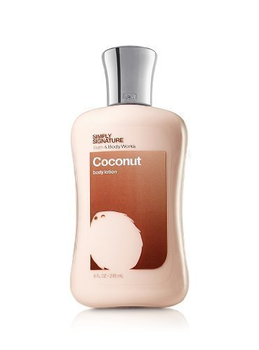 Bath and Body Works Simply Signature Collection Coconut Body Lotion