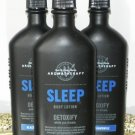 Bath & Body Works Aromatherapy Sleep Detoxify - Black Chamomile Body Lotion - Lo
