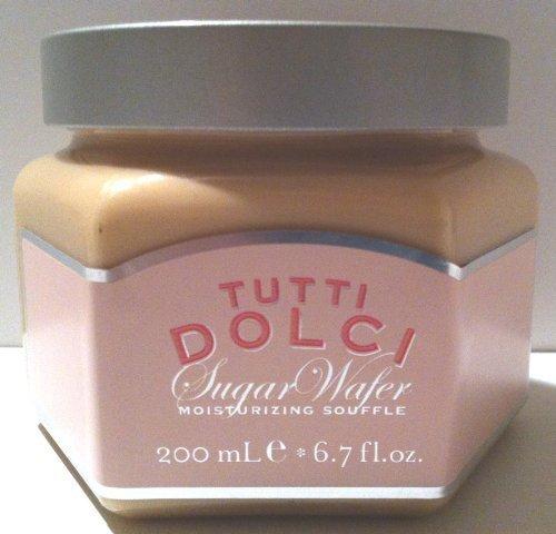 Tutti Dolci Sugar Wafer Moisturizing Souffle 6.7 Oz