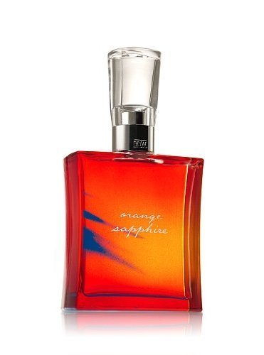 Bath and Body Works Orange Sapphire Eau De Toilette 2.5 Fl Oz Perfume
