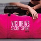 Victoria's Secret Sport Tote Pink Gym BAG DUFFEL TRAVEL CARRY ON