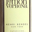 Henri Bendel Lemon Verbena Vaporizing Home Perfume 0.3 Fl Oz