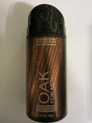 Bath & Body Works Oak for Men Deodorizing Body Spray 3.7oz