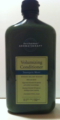Bath and Body Works Tranquil Mint Volumizing Conditioner 18.5 Oz