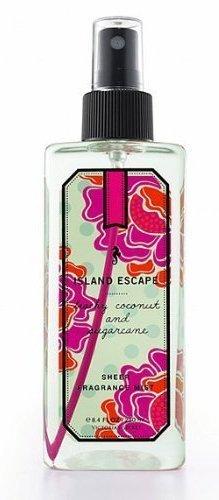 Victoria's Secret Moments ISLAND ESCAPE Sheer Fragrance Body Mist 8.4 fl oz
