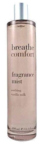 Bath & Body Works Breathe Comfort Fragrance Mist ~ Soothing Vanilla Milk ~ 3.3 f
