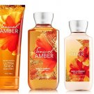 Bath & Body Works Sensual Amber Gift Set