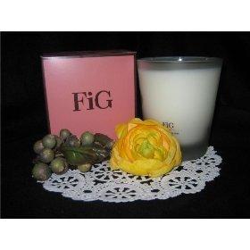 Henri Bendel FIG Scented Candle in Glass Jar