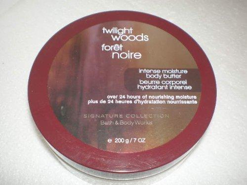 Twilight Woods Foret Noire Intense Moisture Body Butter
