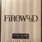 Bath & Body Works Henri Bendel New York Firewood Scented Candle 9.4 oz