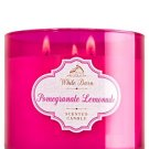Bath and Body Works Slatkin & Co Pomegranate Lemonade Scented Candle - 14.5oz Fi