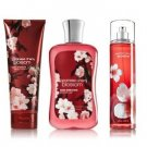 "Bath & Body Works Signature Collection """" Japanese Cherry Blossom"""" Gift Set ~ Bod"