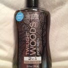 Bath & Body Works Signature Collection for Men Body Wash 10 Fl. Oz. Twilight Woo