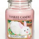 1270730 Bunny Cake Yankee Candle Large Jar Candle 22 oz