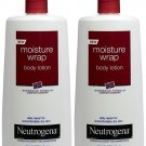Neutrogena Norwegian Formula Moisture Wrap Daily Repair Body Lotion, 15.2 oz / 4