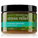 Bath & Body Works AROMATHERAPY Stress Relief Eucalyptus Spearmint Sugar Scrub 13