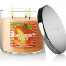 Bath & Body Works Slatkin & Co Market Peach 3 Wick 14.5 Oz Candle