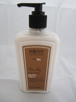 Bath & Body Works C.O. Bigelow No. 1961 Vanilla Body Lotion 10 fl oz
