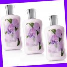 Bath & Body Works ENCHANTED ORCHID Body Lotion 8 oz - Lot of 3