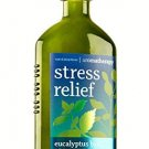 Bath & Body Works Aromatherapy Stress Relief Eucalyptus Basil Body Lotion 6.5 Oz